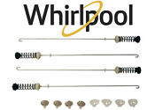 Whirlpool W10780048 Washing Machine Suspension Rod Kit 24 New Free Shipping