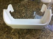 Frigidaire Side By S Refrigerator Door Bin Or Shelf White Kenmore 240367300 Oem