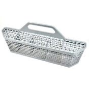 Wd28x10128 Ap3772889 Ah959351 Silverware And Utensil Basket For Ge Dishwasher