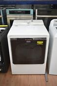 Maytag Med835dw 29 White Front Load Electric Dryer Nob 93895 Hrt