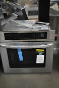 Lg Lws3063st 30 Stainless Single Electric Wall Oven Nob 44953 Hrt