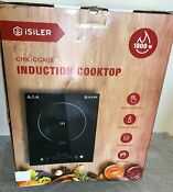 Portable Induction Cooktop Isiler 1800w Sensor Touch Electric Induction Cooker