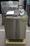 Ge Pdt715synfs 24 Stainless Fully Integrated Dishwasher Nob 94108 Hrt