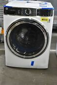 Ge Gfw850ssnww 28 White Front Load Washer Nob 102452