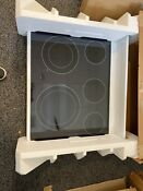 New Ge Main Glass Cooktop Part Wb62x25977