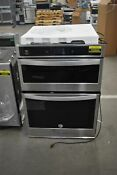 Whirlpool Woc75ec0hs 30 Stainless Microwave Oven Combo Wall Oven Nob 103666