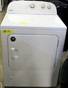Whirlpool 29 7 0 Cf Auto Dry Gas Dryer White Wgd4815ew Gas132