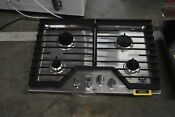 Whirlpool Wcg55us0hs 30 Stainless 4 Burner Gas Cooktop Nob 36842 Mad