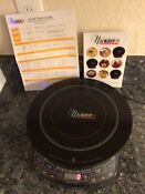 Nuwave Precision Induction Cooktop 2 Quick Start Guide Manual Cookbook