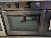 Samsung 30 Flex Duo Chef Collection Single Wall Oven Nv51m9770sm
