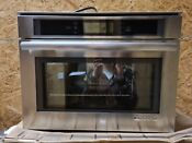 Jenn Air Jbs7524bs 24 Inch Steam Convection And Wall Oven