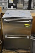 Perlick Hp24rs35 24 Stainless Under Counter Refrigerator Drawers Nob 103323