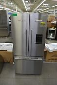 Fisher Paykel Rf170adusx4n 31 Stainless Cd French Door Refrigerator 107172