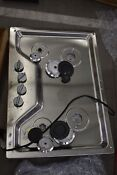 Whirlpool Wcg51us0ds 30 Stainless 4 Burner Natural Gas Cooktop Nob 35278