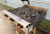 Wolf Srt366 36 Pro Style Gas Range Top Used Never Tested Please Read