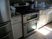 Jenn Air Gas Stove Electric Oven