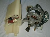 Maytag Neptune Washer Motor And Electronic Control Board Set 12002039