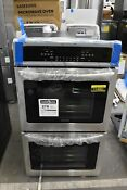Frigidaire Ffet2726ts 27 Stainless Steel Double Wall Oven Nob 114361