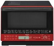Hitachi Mro S8y R Steam Microwave Oven 31l Healthy Chef Red New From Japan