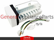 Whirlpool Kitchenaid Jennair Fridge Replacement Icemaker Kit 4317943 W10281545