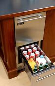 Perlick 15 Indoor Fridge W Stainless Drawers Hp15rs 3 5 Call For Quote
