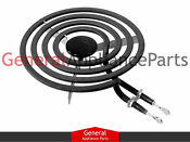 Ge General Electric Range Cooktop Stove 6 Small Surface Burner Wb30t10089