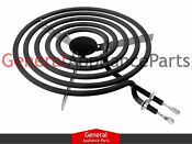 Range Cooktop Stove 8 Surface Burner Element Replaces Ge Kenmore Wb30k10018