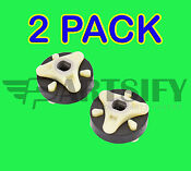 2 Pack New 3364003 3364002 Washer Heavy Duty Motor Coupling Fits Whirlpool Roper