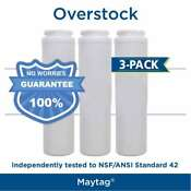 Fits Maytag Edr4rxd1 Ukf8001 Puriclean Ii 46 9006 Comparable Water Filter 3 Pack