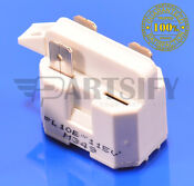 New 10097202 Refrigerator Compressor Relay Fits Amana Maytag Kenmore Admiral