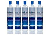 5 Pk Best Choice Refrigerator Water Filter For Whirlpool Kenmore 4396508 46 9008