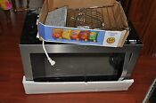 Whirlpool Microwave Kitchen Over The Range Convection Stainless Steel Sensor New