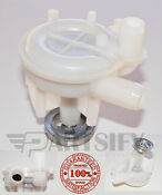 New Wp6 2022030 Washer Drain Pump For Maytag Whirlpool