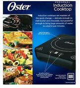 Personal Portable Induction Cooktop Countertop Burner Electric