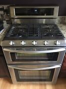 Kitchenaid Kdrs505xss 30 Stainless Dual Fuel Range Convection