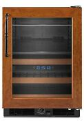 Kitchenaid Kbco24rsbx Architect Series Ii Beverage Center Panel Ready 1999