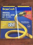 Gas Connector Range Kit No Psc1107 Brass Craft Service Parts