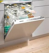 Miele Incognito 18 Dishwasher G818 Scvi Fully Integrated Stainless Steel Finish