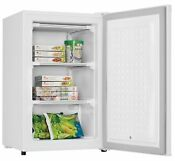 Danby Dufm032a1wdb 3 2 Cubic Feet Upright Freezer White