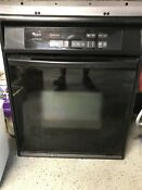 Whirlpool Single Electric Oven Rbs245pds12 Built In Wall 3 8 5 1 Kw 24