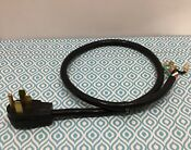 4 Prong Used Dryer Cord 3ft