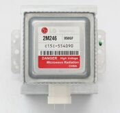 Original Ge Lg 2m246 050gf Magnetron For From Jes1460dsbb Jes1460 Microwave
