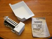 Whirlpool Maytag Refrigerator Icemaker Kit Eckmfez2 Ez Connect New