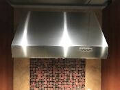 Wolf 30 Wall Mount Pro Range Hood Pw302418 Stainless Steel