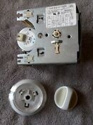 Whirlpool Kenmore Roper Washer Timer With Knob Part No 3053251