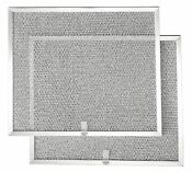 Broan Bps1fa30 Replacement Filters For Qs1 And Ws1 30 Range Hoods Aluminum