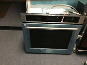 Kitchenaid 30 Single Electric Self Cleaning Wall Oven Kost100ess