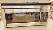 Sharp 1 1 Cu Ft Over The Range Convection Microwave W Sensor Cook R 1874