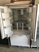 Fisher Paykel French Door Panel Ready Refrigerator Rs36a72j1