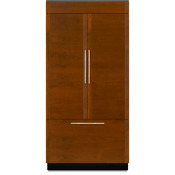 Jenn Air 42 Panel Ready Built In French Door Refrigerator Jf42nxfxde